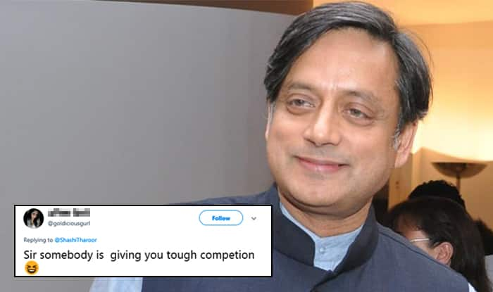 Shashi Tharoor Shares A Rhopalic Sentence That Impressed Him; Twitterati Feels He Has Found His Match