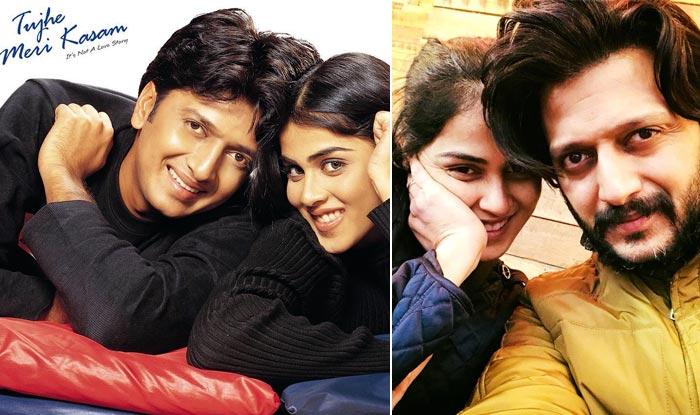 Riteish Deshmukh Shares A Beautiful Message For Wife Genelia D'Souza As Tujhe Meri Kasam Celebrates 15 Years