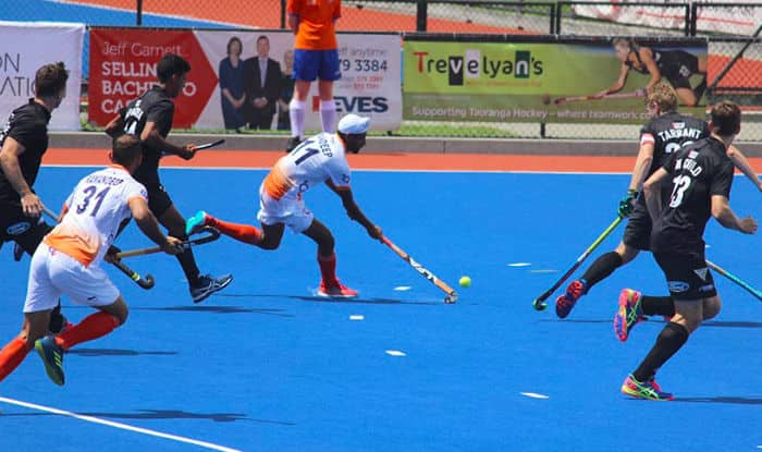 India Beat New Zealand 3-1 in Four-Nations Hockey Tournament, Face Belgium in Final