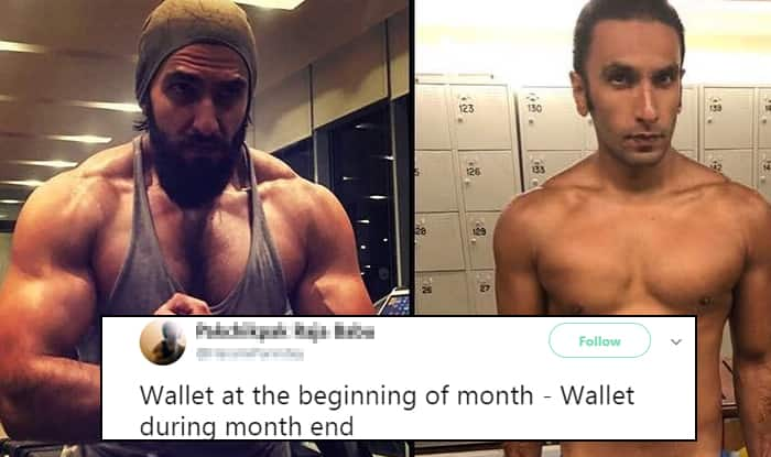 Ranveer Singh's Amazing Transformation From Padmaavat's Khilji to Gully Boy's Divine Has Given Rise to a New Meme on Twitter