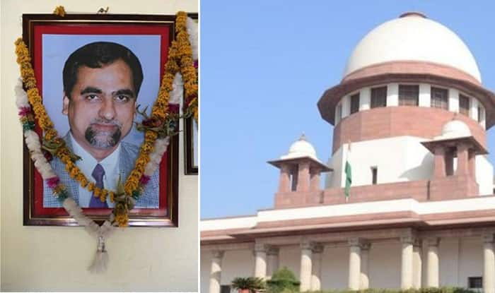 Justice Loya death case