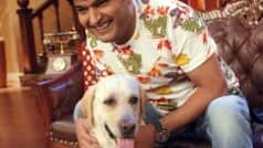 Kapil Sharma's 9-Year-Old Dog Zanjeer Takes His Last Breath