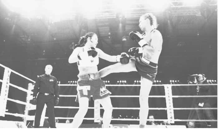 Kashmir's Rabia Riyaz And Aabroo Bashir Clinch Gold at National Kickboxing Championship, Qualify For World Event