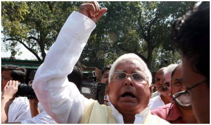 IRCTC Scam: Delhi Court Grants Bail to Lalu Prasad in Case Filed by CBI