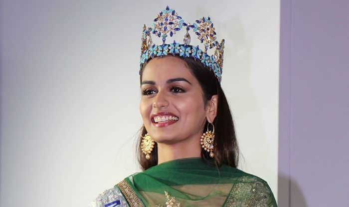 Miss World 2017 Manushi Chhillar Helped Miss South Africa Ade van Heerden With a Dress For the Finale