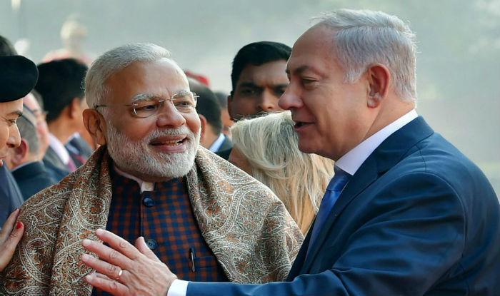 Friendship Day 2019: 'Yeh Dosti Hum Nahi Todenge', Israel Embassy Tweets Montage on Netanyahu-PM Modi's Camaraderie