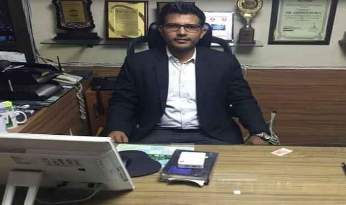 Prashant Patel, The 31-year-old Lawyer Behind Recommendation of Disqualification of 20 AAP MLAs