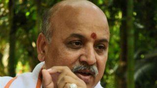 praveen Togadia claims of life threat from Rajasthan and Gujarat Police | तोगड़िया ने किया पुलिस से जान का खतरा होने का दावा, कांग्रेस नेताओं ने की जांच की मांग