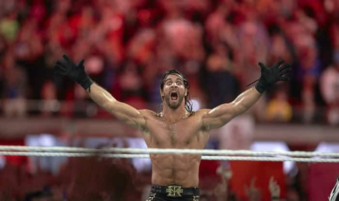 File image of Seth Rollins. (Getty)