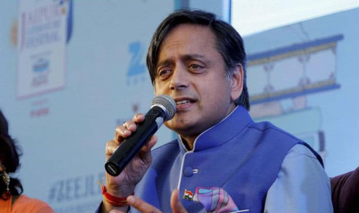 Shashi Tharoor Confounds Twitter With New Big Word, 'Lalochezia'