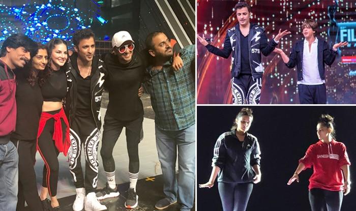 Filmfare Awards 2018: Shah Rukh Khan, Akshay Kumar, Ranveer Singh, Sunny Leone, Parineeti Chopra Get Ready To Set Stage On Fire (Pics And Videos)