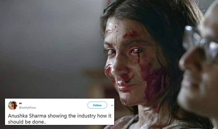 Pari Trailer Video: Anushka Sharma Sends Chills Down the Spine; Twitterati Give a Big Thumbs Up to the Spook Fest