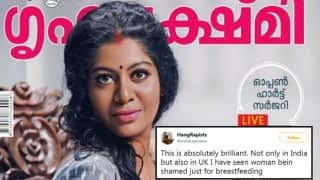 Kerala Magazine Shows Woman Breastfeeding A Baby, Twitterati Lauds The Path-Breaking Cover