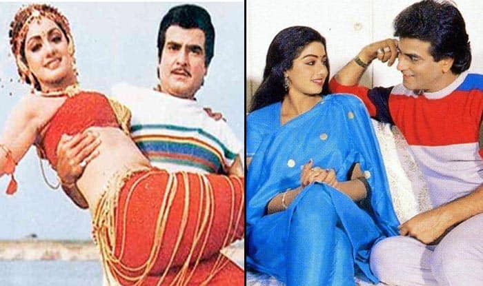 Sridevi's Co-Star Of 19 Films, Jeetendra Feels A Sense Of Emptiness Over The Death Of The 'Talented Actress And Dear Colleague'
