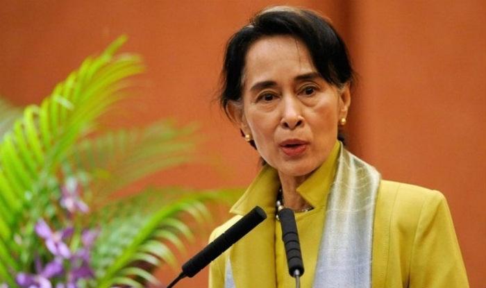 aung san Suu Kyi has to return human rights award back | रोहिंग्या मुसलमानों पर चुप्पी सू की को पड़ी भारी, छीना जाएगा मानवाधिकार के लिए मिला अवार्ड