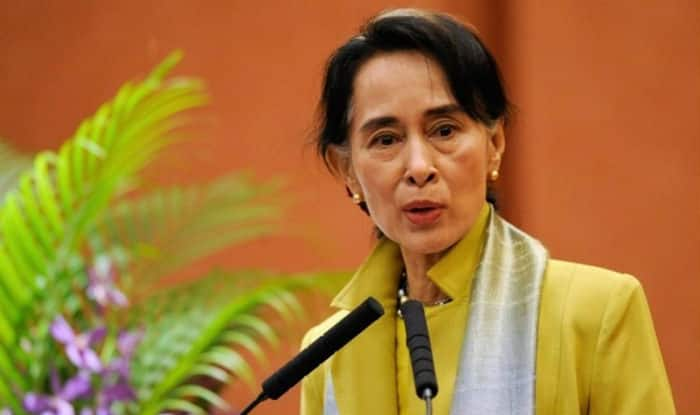 Canada Revokes Myanmar Leader Suu Kyi's Honorary Citizenship