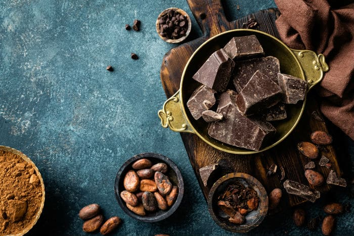 Dark Chocolate to Fight COVID-19: Green Tea, Grapes And Chocolate Chemicals Can be Combined to Beat The Virus
