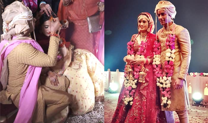 Gautam Rode – Pankhuri Awasthy Wedding: These Heartwarming Pictures Of The Couple During The Ceremony Cannot Be Missed