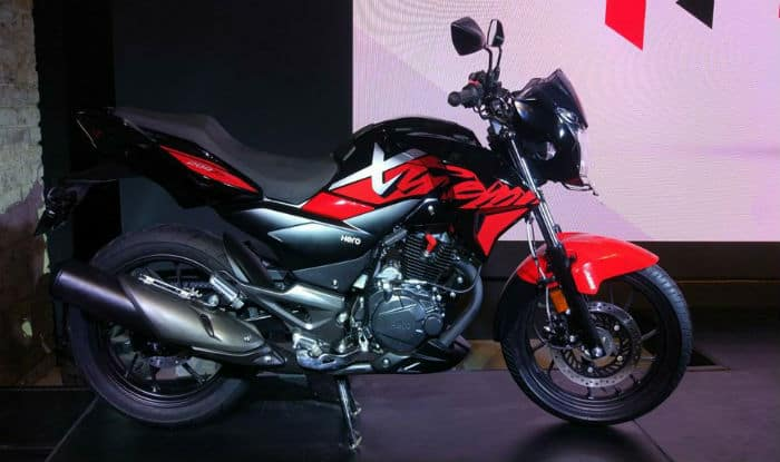 Auto Expo 2018: Hero Xtreme 200R Showcased at Delhi Auto Expo; Launch Date, Images, Price in India, Top-Speed, Colours & Mileage