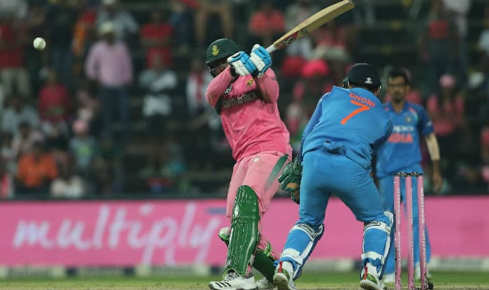 IND vs SA 4th ODI: South Africa Win by 5 Wickets, Deny India Historic Series Win For Now