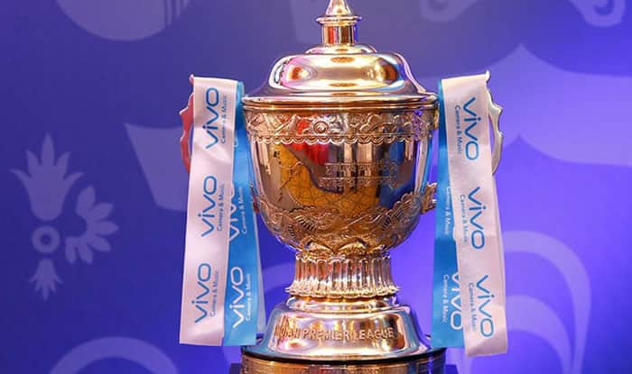 File picture of the IPL trophy.