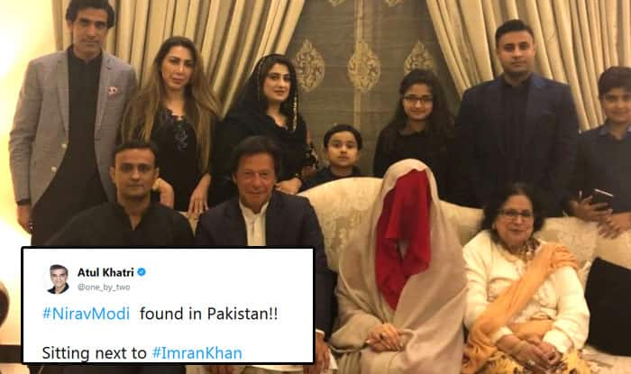 Imran Khan Gets Married to Spiritual Adviser Bushra Maneka; Twitterati React With Hilarious Tweets on the Cricketer-Turned-Politician's Third Marriage