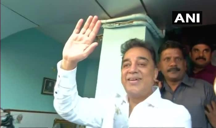 Lok Sabha Elections 2019: Kamal Haasan Rules Out Alliance With Congress, Says Makkal Needhi Maiam Will Contest Alone