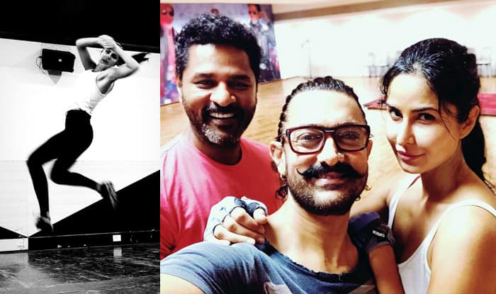 WATCH: Katrina Kaif's Dance Rehearsal For Thugs Of Hindostan Is Nothing Like What You Have Seen Her Do Before (Video)
