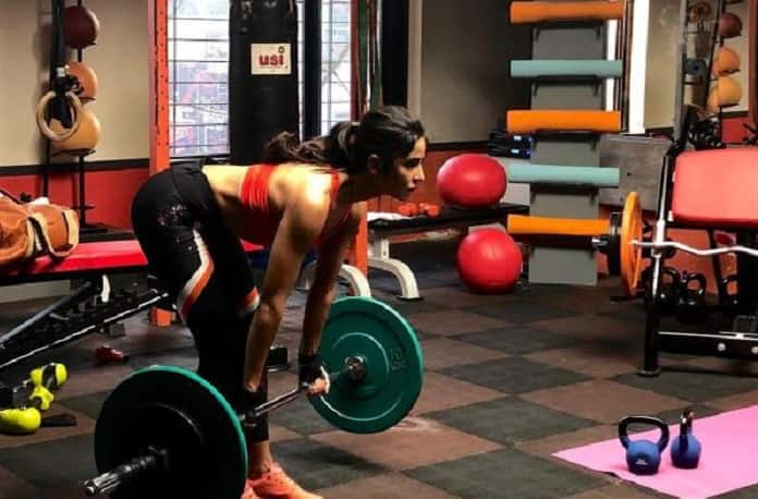Katrina Kaif's Recent Instagram Post Will Motivate You To Hit The Gym – View Pic