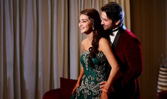 Devanshi Fame Mudit Nayar Ties The Knot With Girlfriend Aprajita Shrivastava