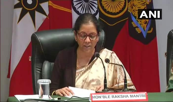 Sunjuwan Terror Attack Sponsored by Jaish-e-Mohammed Chief Masood Azhar, Says Defence Minister Nirmala Sitharaman