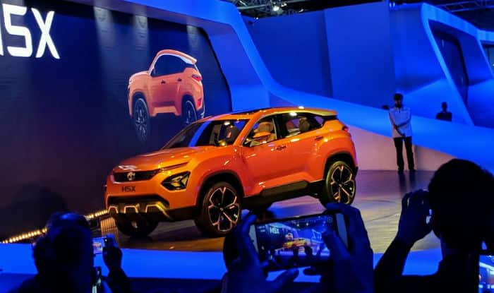 Auto Expo 2018: Tata H5x SUV Concept Unveiled; India Launch in Early 2019