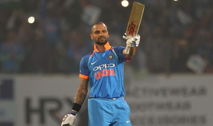India vs Australia 1st T20I at Brisbane: Shikhar Dhawan Creates World Record, Overtakes Virat Kohli, Rohit Sharma And Fakhar Zaman to Collect Most Runs in a Calendar Year