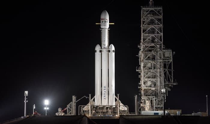 SpaceX Falcon Heavy Launch: ISRO Too Working on Reusable