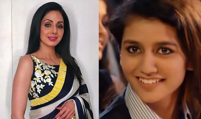 Priya Prakash Varrier's Tribute to Sridevi Will Melt Your Heart; Video Shared by Fan Club