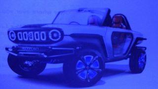 Auto Expo 2018: Maruti Suzuki Showcases e-Survivor Concept at Expo