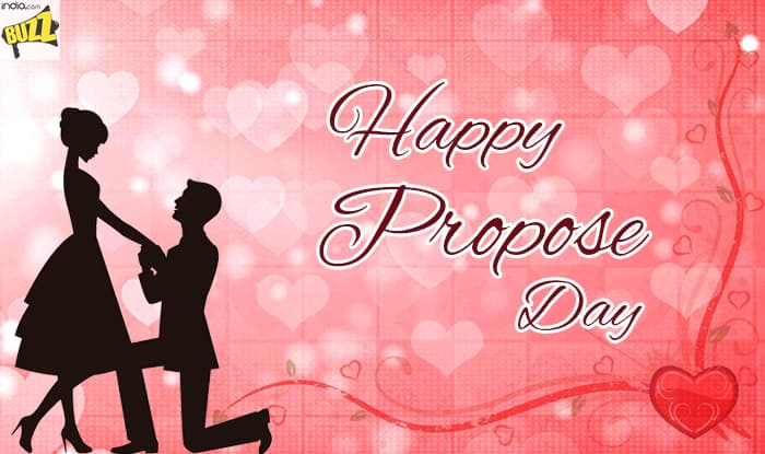Happy Propose Day 2018: Best Wishes, SMS, WhatsApp Forwards