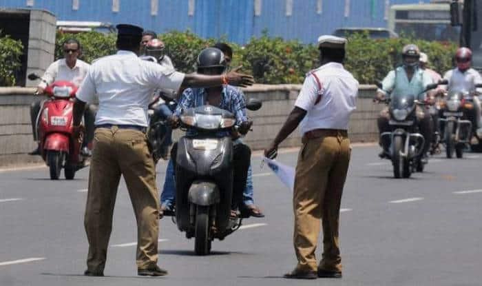 Motor Vehicle Amendment Act: 'Helmet' Challan Issued For Bus Driver in Noida, Owner Says Will Approach Court