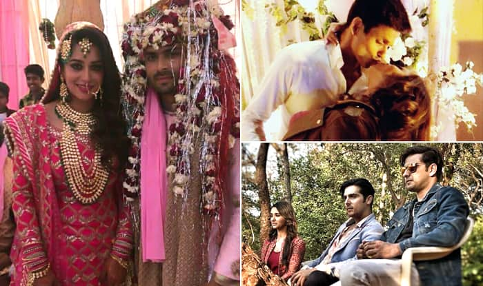 Dipika Kakar – Shoaib Ibrahim Get Hitched; Drashti Dhami Celebrates Third Anniversary; Vatsal Sheth's Haasil To Go Off Air – Television Week In Review