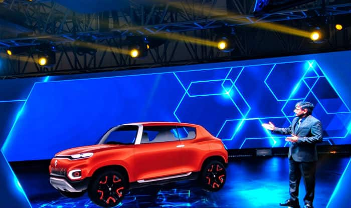 Auto Expo 2018: Maruti Suzuki Future S Concept mini SUV Unveiled; India Launch by Year End