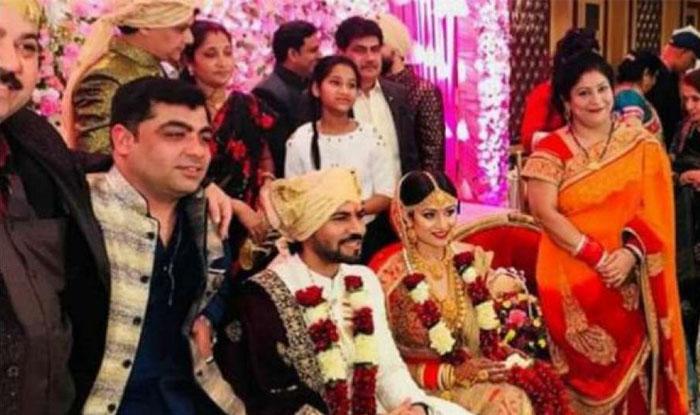 Mouni Roy's Ex Flame Gaurav Chopra Ties The Knot With Hitisha Cheranda In A Hush Hush Affair – Watch Video