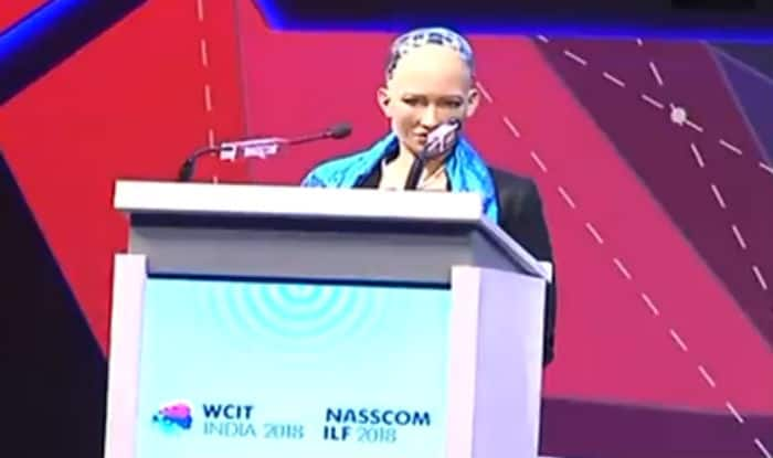Humanoid Robot Sophia Says Her Favourite Bollywood Actor is Shah Rukh Khan