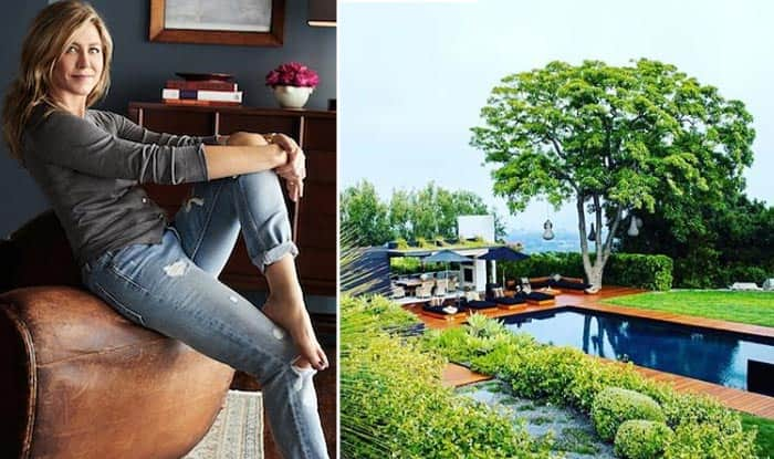 Jennifer Aniston's Bel-Air Estate with Husband Justin Theroux Will Blow Your Mind (See Pictures)