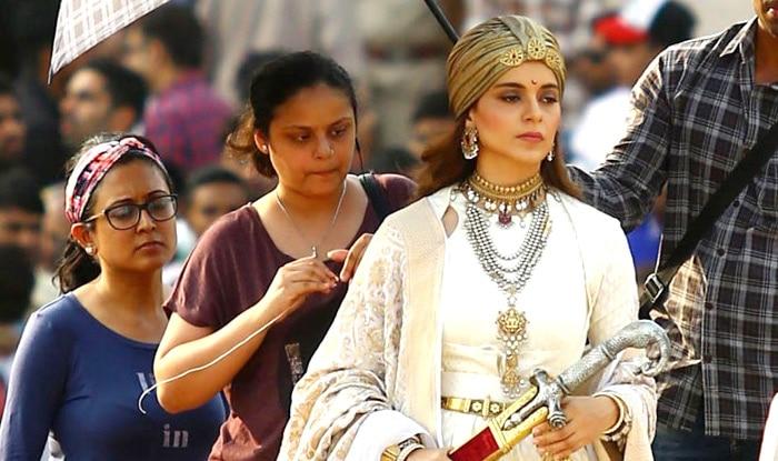 Makers Of Kangana Ranaut's Manikarnika Clarify, We Have Taken Utmost Care While Portraying Rani Laxmibai's Character