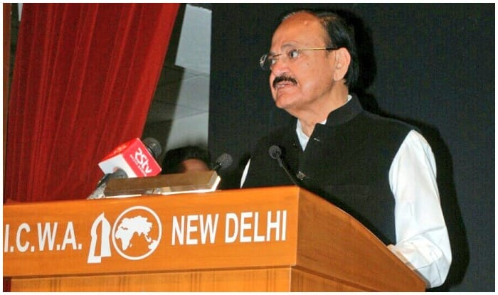 Vice President Venkaiah Naidu Greets Citizens on Eve of 73rd Independence Day