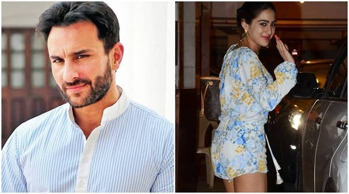 "Daddy To The Rescue : Sara Ali Khan's Career Now In ""Saif"" Hands"
