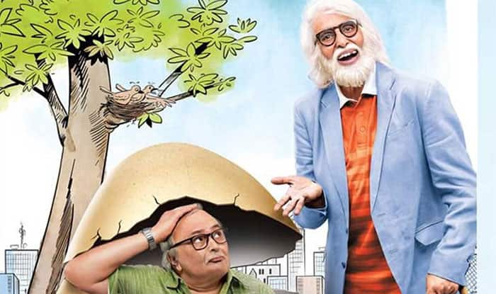 102 Not Out Second Poster Out: Amitabh Bachchan – Rishi Kapoor's 'Baap-Beta' Act Is Nothing Like What You Have Seen Before