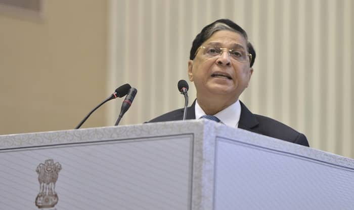 Chief Justice of India, Dipak Misra