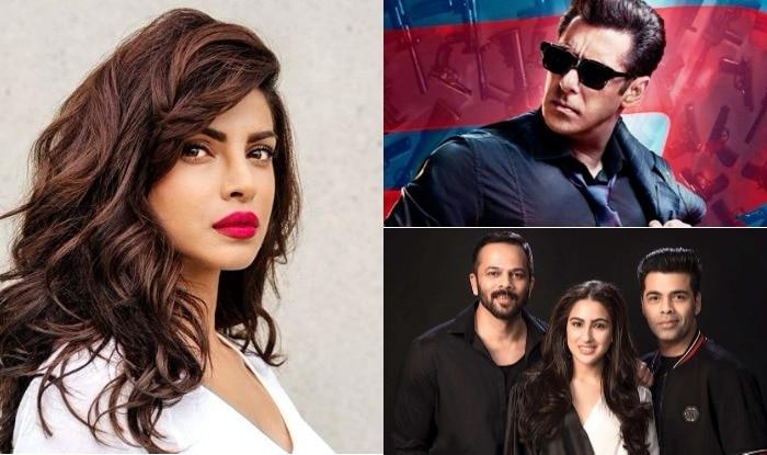 Salman Khan Unveils Race 3 First Look; Priyanka Chopra's Next Film; Sara Ali Khan Joins Simmba, Aamir Khan's Mahabharata: Bollywood Week In Review