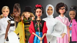 International Women's Day 2018: Barbie Comes Up With 17 New Dolls to Honour Real-Life Women Achievers Under Shero Programme